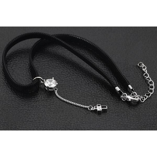 Choker Necklace - Kaulanauha kaulakoru 00130 - Hot Avenue shop pic3