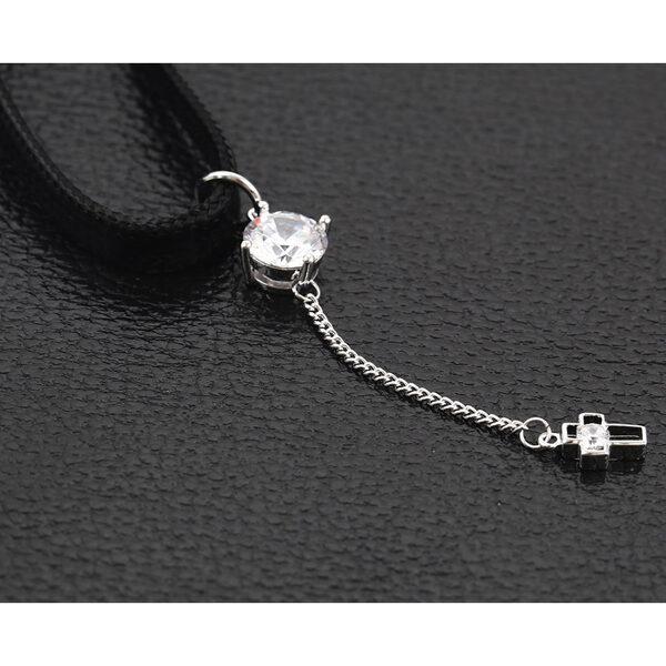 Choker Necklace - Kaulanauha kaulakoru 00130 - Hot Avenue shop pic4