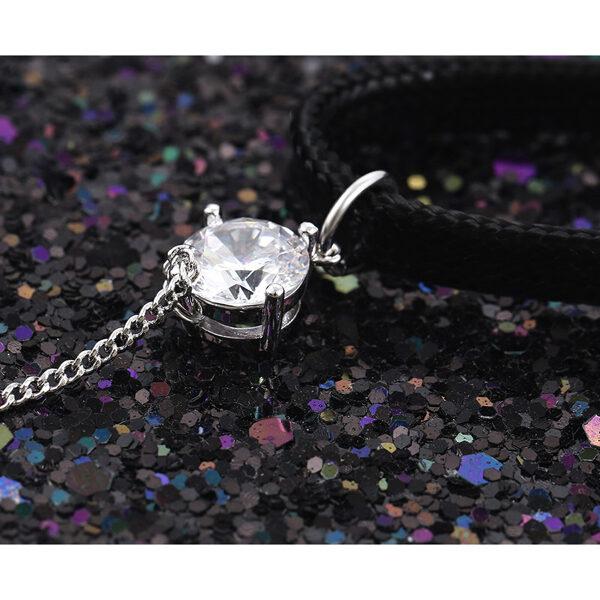 Choker Necklace - Kaulanauha kaulakoru 00130 - Hot Avenue shop pic6