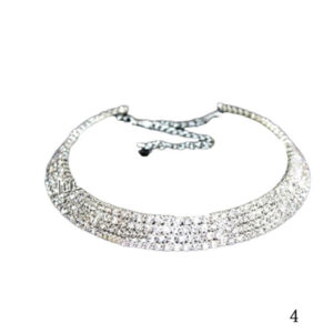 Kristallikaulakoru - Crystal Necklace - Hot Avenue shop