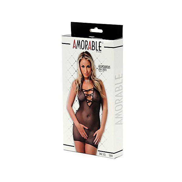 Mini mekko Rimba - Mini Dress Rimba - Hot Avenue shop verkkomekko pic box