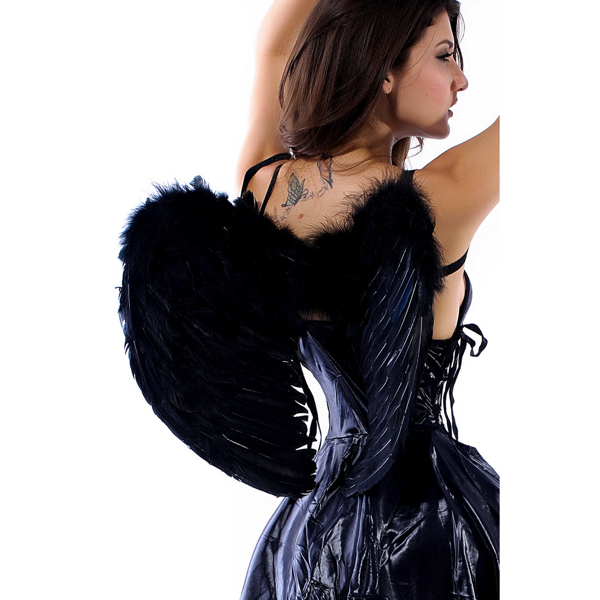 Mustat Enkelin siivet - Dark Angel Wings - Hot Avenue shop