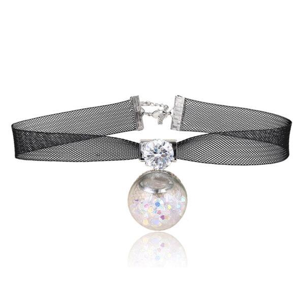 Necklace - Kaulakoru 00132 - Hot Avenue shop choker necklace fashion pic6