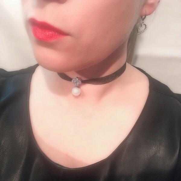 Necklace - Kaulanauha kaulakoru 00145 Hot Avenue shop