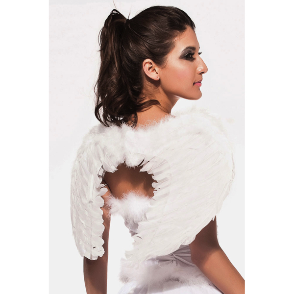 Valkoiset enkelin siivet - Angel Wings - Hot Avenue shop