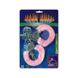 Käsiraudat pehmusteilla - Sensual Handcuffs pink - Hot Avenue shop