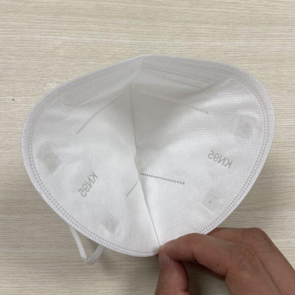 Face mask kn95 ffp2 hengityssuojaimet blokkaa virukset sekä pölyn ja siitepölyn